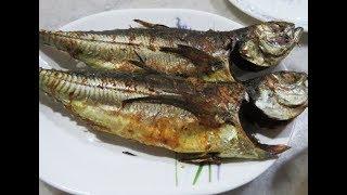 Cara-Cara Membuat Ikan Bakar Oven :) ❤ Bahan-bahan ❤ - Bawang Putih - Bawang Merah - Halia - Kunyit - Serai - Air - Minyak - Ajinamoto - Garam - Asam ...