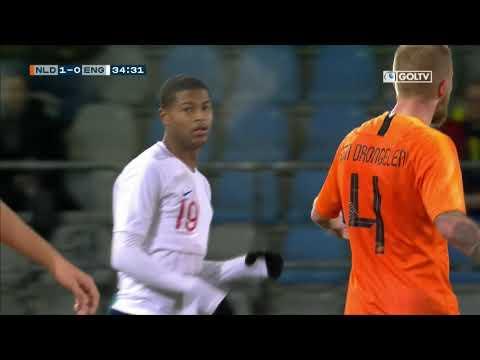 Holanda Sub-21 2:1 Inglaterra Sub-21