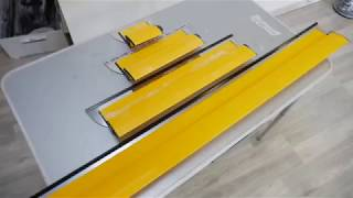 Quick look at the TapeTech Finishing Blades