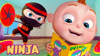 TooToo Boy - Ninja (New Episode) | Cartoon Animation For Kids | Videogyan Kids Shows | Funny Comedy