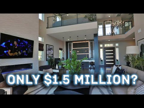 What An Affordable Luxury Mansion In Los Angeles Looks Like!