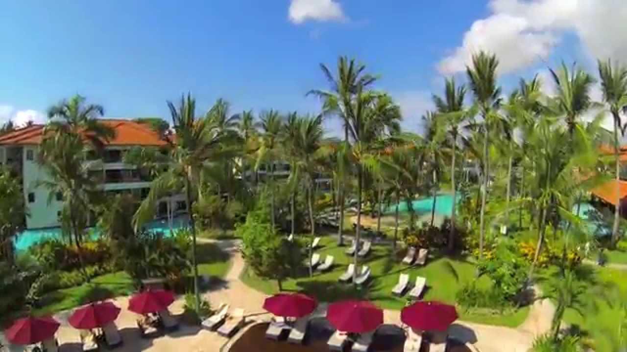 Laguna Beach Hotel And Spa Bali