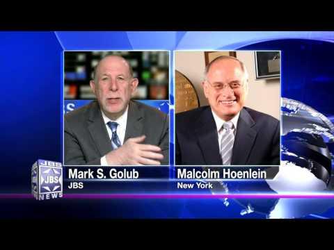 ITN: Malcolm Hoenlein on Iran