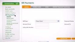 Sadad Goverment Payments (Payments)