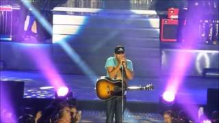 Luke Bryan Concert (Full) Part 3
