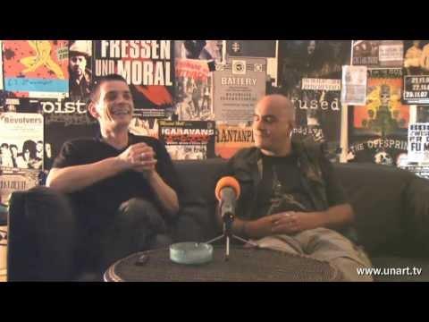 UnArt Live TV    Alexander Nym, Zwischenfall Bochum 2011