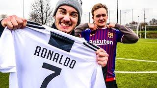 Cristiano Ronaldo sein Cousin 3. Grades
