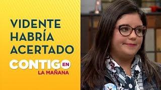 Tía de Fernanda Maciel asegura que vidente habría acertado en su ubicación - Contigo en La Mañana