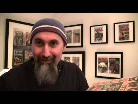 Let Me Show You My Comic Book Collection -- ASMR -- Reviews,
