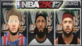 goin beast mode at the stage no 2k park youtuber can hold me   nba 2k17   mypark   21