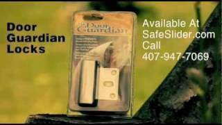 Door Guardian Childproofing Your Doors - SafeSlider