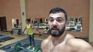 СБОРЫ по тяжёлой атлетике  СОЧИ 2017 часть 2