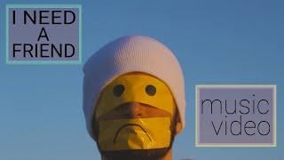 MARK MATHEWS - I NEED A FRIEND - OFFICIAL MUSIC VIDEO