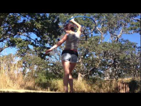 Forest Hoop Dance
