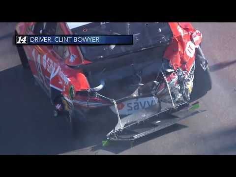 All Access: Bowyer's championship run ends at ISM