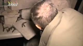 Сожженые снайперы в Дарайе Сирия   Syria] 2013