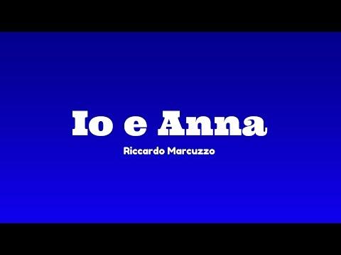 Riccardo - Io e Anna - Cover - Amici