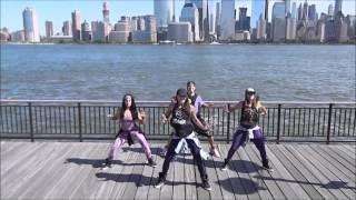 Zumba®/Dance Fitness - *Cheerleader / Felix Jaehn Remix / Jersey City*