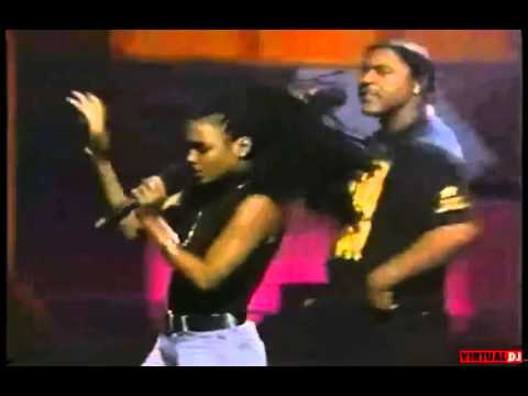 CRUCIAL CONFLICT - RIDE THE RODEO LIVE@APOLLO(SLOWJAM MUSIC VIDEO)SCREWED UP(1996)