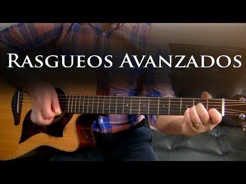 Rasgueos Avanzados - Guitarra Tutorial
