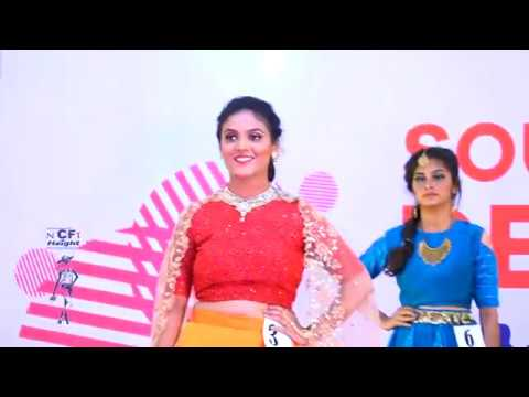 Creative Fashion Designing Students From Rural Areas Ncft Heights Fashion Show Youtube