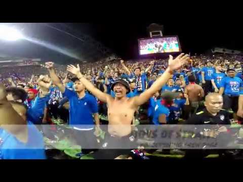 Final Piala Malaysia 2017 Chant Part 05 By Comrades Boys Of Straits