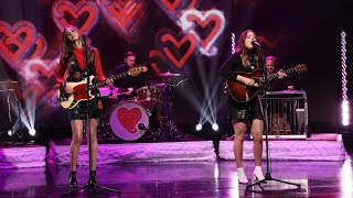 First Aid Kit Performs 'It's a Shame'