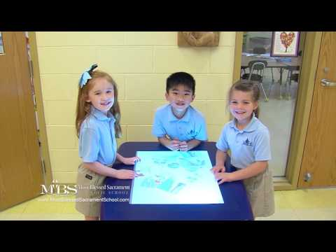 "Most Blessed Sacrament Catholic School ""Testimonials 2017"""