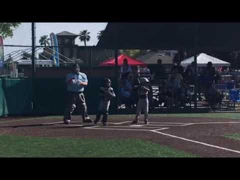 CS Baseball 10U - Nolan Brown - Catcher