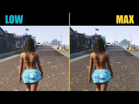 GTA 5 Low Vs. Ultra (Graphics Comparison)