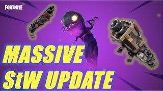 MASSIVE StW UPDATE