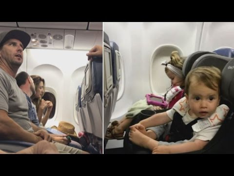 This Technicality Got Family With Infant Kicked Off Overbooked Delta Flight