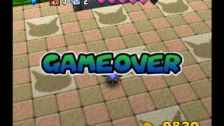 Baku Bomberman 2: Instant kills showcase.