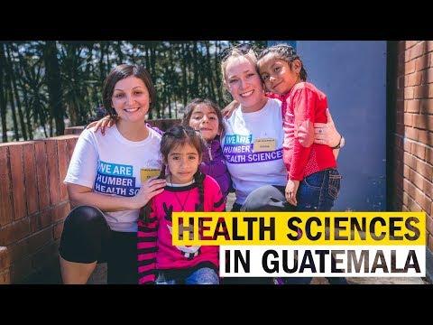 Health Sciences in Guatemala 2018