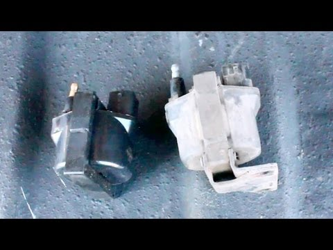 How To Replace An Ignition Coil On A 4 3l V6