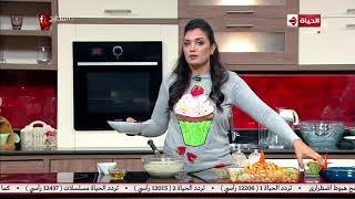 المطبخ -  طريقة عمل طحينة بالبنجرمع الشيف أسماء مسلم