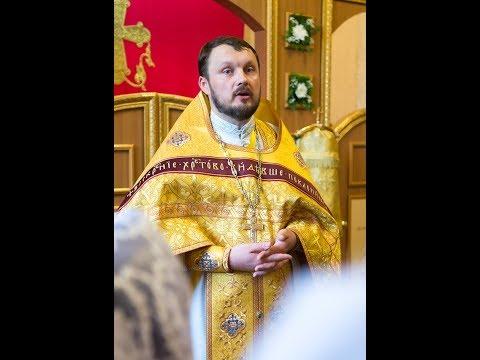 Проповедь в праздник святой равноапостольной княгини Ольги протоиерея Николая Богдановичa.