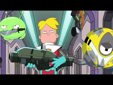 "TBS - ""Final Space"" New Series Monday February 26 - Fire"