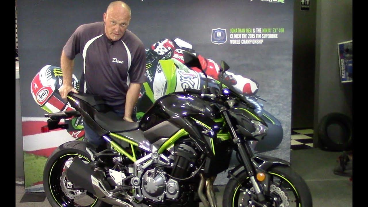 2017 Kawasaki Z900 Review Dave Moss Tuning