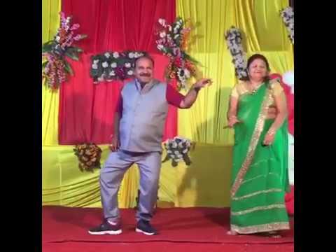 Old man dance better than Govinda