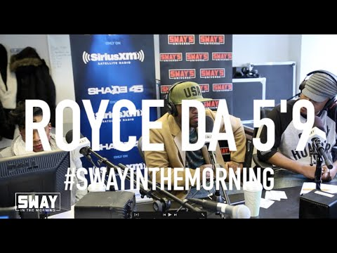 "Royce Da 5'9 Amazing Story Behind ""Tabernacle"", Alcohol Addiction + Life & Death on the Same Day"
