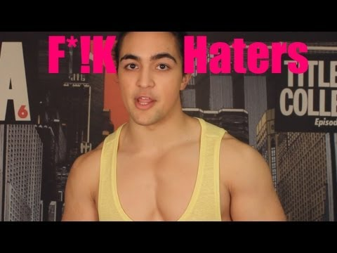 F*!K Haters: Developing Your Own Identity and Self Confidence