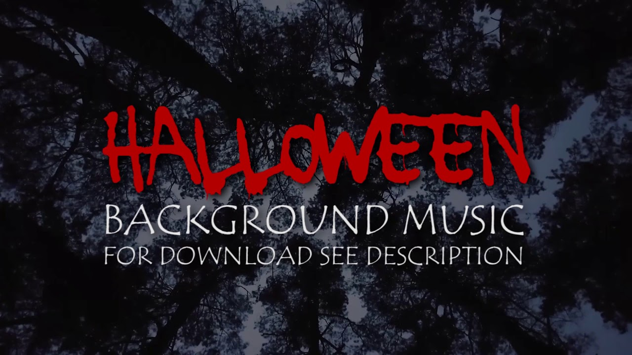 Scary Halloween Music for video - Royalty Free Background ...