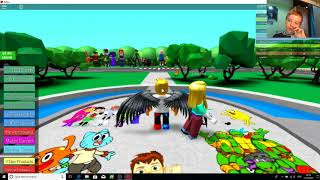 Wills Gaming Channel - Roblox - I lost my arm !!!!