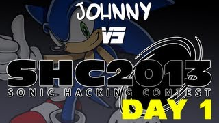Johnny vs. SHC 2013 (Day 1)