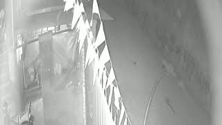 Ghost catch on CCTV camera........