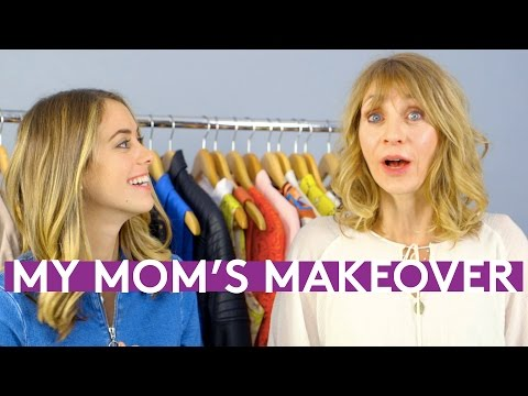 Daughters Dress Their Moms