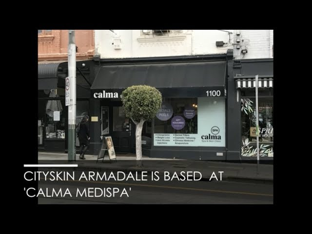 Cityskin Armadale - how to find us!