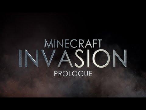 Minecraft: Invasion - Prologue [ENG]