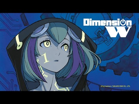 Dimension W (Manga) – Trailer